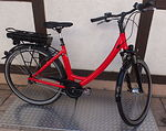 Campus E-Bike Pedelec City Plus AF-3